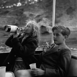 kids drinking smoking